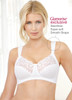 Glamorise Soft Shoulders - Seamless, smooth, super-soft straps.