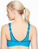 Glamorise® Style 1066 SPORT Bra - No-Bounce Camisole Sports Bra - Back View