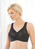 Beautiful embroidery in the upper cups gives this MagicLift® bra a stunning look.
