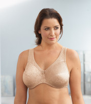 f431052869 Glamorise Wonderwire Comfort   Support Underwire Bra White - High ...
