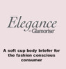 Elegance By Glamorise - A soft cup body briefer for the fashion conscious consumer.
