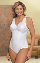 Glamorise Isometric Comfort Body Briefer Shaper Firm Control White