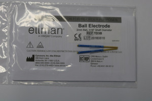 TD3B - Reusable 2mm Ball Electrode