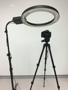 Cosmetic Photography Camera and Lighting Kit