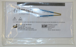"TB4B - Reusable Round Loop Electrodes 1/4"" Diamond Loop, Regular Wire"