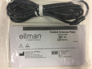 Coated Antenna Plate H4