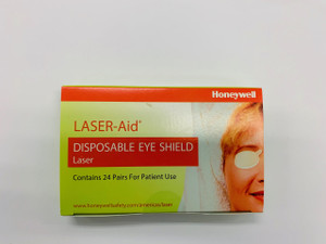 Laser Eye Shield Disposable (52-0002-21)