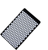 Sivan Health and Fitness Back Massage Acupressure Mat (Black)