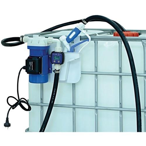 240V Urea / DEF IBC Transfer kit with Meter