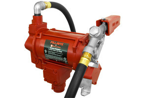 Fill-Rite 240v Pump 76L/m with Manual Nozzle
