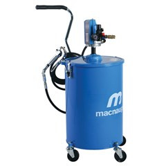 P3 POWERLUBE™ Enclosed Portable Air-Operated 20kg Greasing System - P3-OS2
