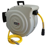 Retractable Air Hose Reel 10mm x 30m Side View