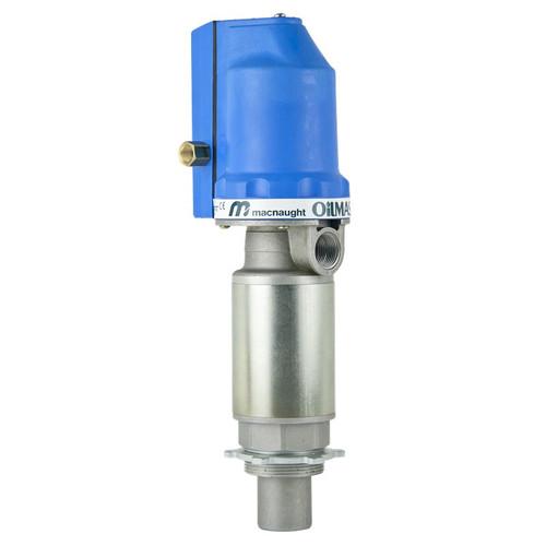 "Macnaught ""T"" Series 1:1 ratio air operated oil stub pump"