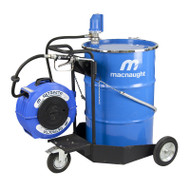 Macnaught Portable trolley mounted oil dispensing system - no oil control gun