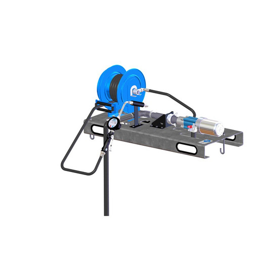 IBC OIL SYSTEM- WITH R500 PUMP AND IN-LINE METER - OS950IM-01