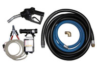 FLUID 24 VOLT 60 L/MIN DIESEL PUMP KIT