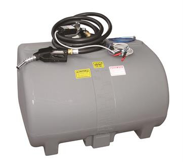 1000 LITRE ACTIVE DIESEL UNIT WITH 45L/MIN PUMP