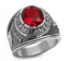 NOTE: Depending upon ring size, stone may be secured slightly differently.