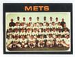1971 Topps Baseball # 641  Mets Team New York Mets NM
