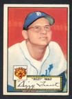 1952 Topps Baseball # 039 Dizzy Trout Detroit Tigers EX