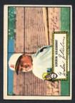 1952 Topps Baseball # 046 Gordon Goldsberry St. Louis Browns VG