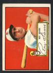 1952 Topps Baseball # 064 Roy Sievers St. Louis Browns VG