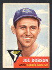 1953 Topps Baseball # 005  Joe Dobson Chicago White Sox EX/MT-1