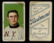 1909 T206     Wiltse, Hooks   Portrait   New York Giants  Very Good (st) 518