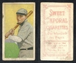 1909 T206     Stovall, George   Batting   Cleveland Naps  Good 467-2