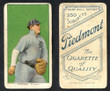 1909 T206     Stanage, Oscar   Fielding   Detroit Tigers  Good 459