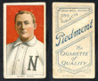 1909 T206     Sharpe, Bud   Portrait   Newark (ML) Good 437