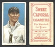 1909 T206     Seymour, Cy   Portrait   New York Giants (fac. 42 with overprint) Good 433