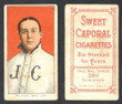1909 T206     Milligan, Bill   Portrait   Jersey City (ML) Good 336-1