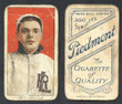 1909 T206     Lentz, Harry   Portrait   Little Rock (SL) Fair 283
