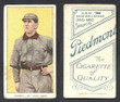 1909 T206     Howell, Harry   Standing   St. Louis Browns  Good 222