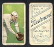1909 T206    Graham, Peaches  Fielding  Boston Braves  Fair 190