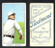 1909 T206    Delehanty, Jim  Follow Thru  Washington  Good 122