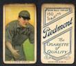 1909 T206    Clarke, J.J.  Fielding  Cleveland Naps  VG/EX (st) 093