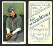 1909 T206    Anderson, John  Fielding  Providence (ML) Very Good 010