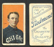 1909 T206  Sullivan, Billy   Portrait   Chicago White Sox  Very Good 471