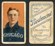 1909 T206  Fiene, Lou   Portrait   Chicago White Sox  Good 171