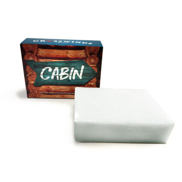 "The ""CABIN"" Daily Moisturizing Soap (4 oz)"