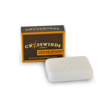 Cedar Swamp Scented Hunting Soap (4 oz)