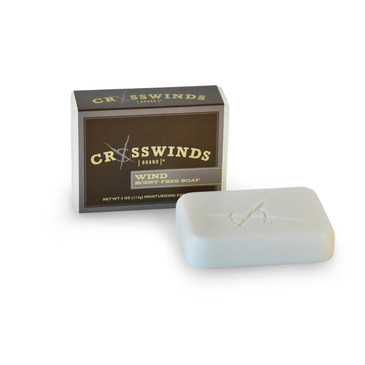 Wind Scent Free Hunting Soap (4 oz)