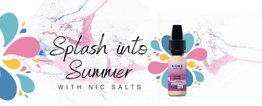 VSAVI Nicotine Salts Nic-Salts