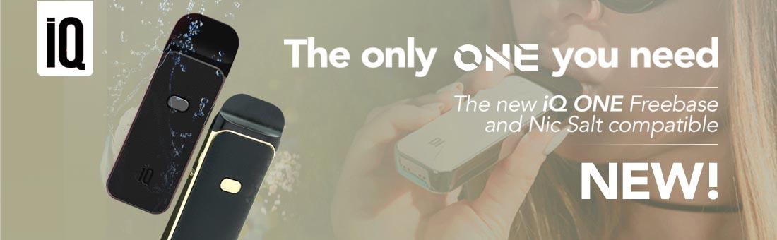 iQ One Starter Kit