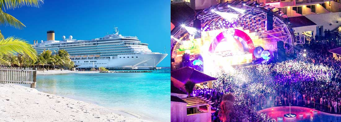 Save money vaping and get a Caribbean Cruise or holiday in Ibiza