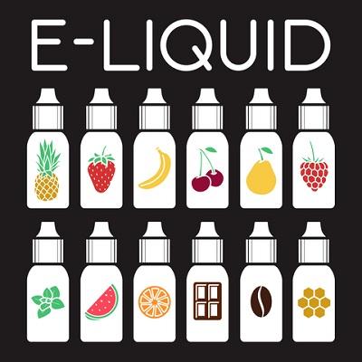 VG E-Liquid Bottles