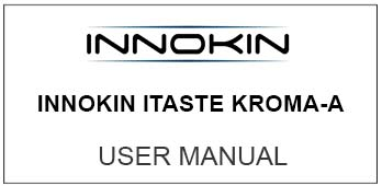 Innokin iTaste Kroma-A Axiom M21 User Manual