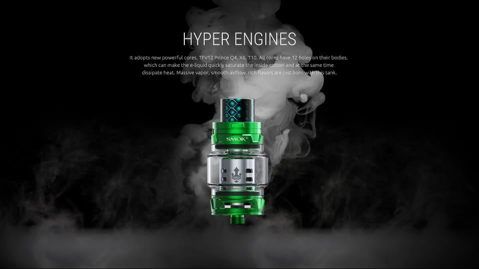 prince hyper engine